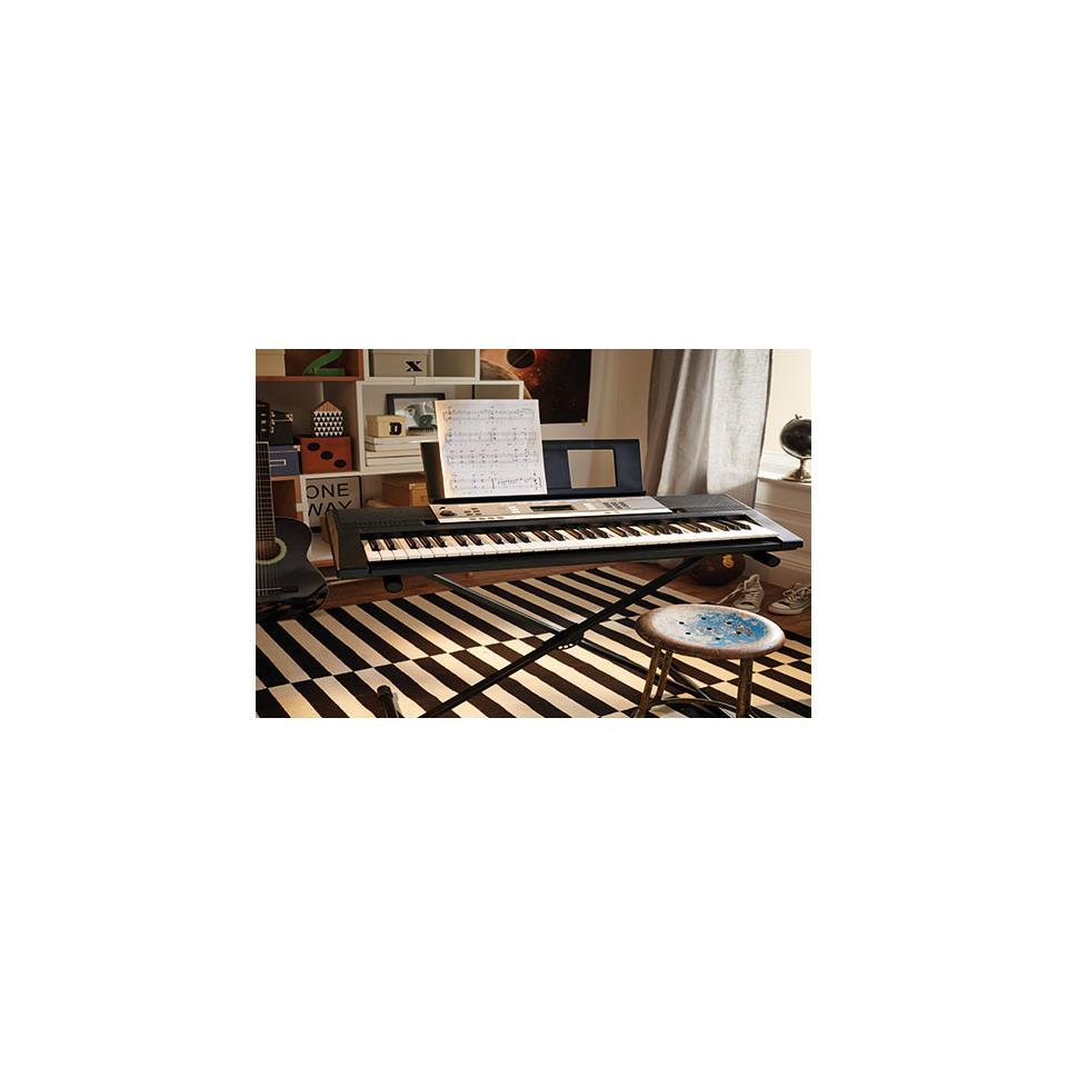 yamaha digital keyboard ypt 240 musik instrument ebay. Black Bedroom Furniture Sets. Home Design Ideas