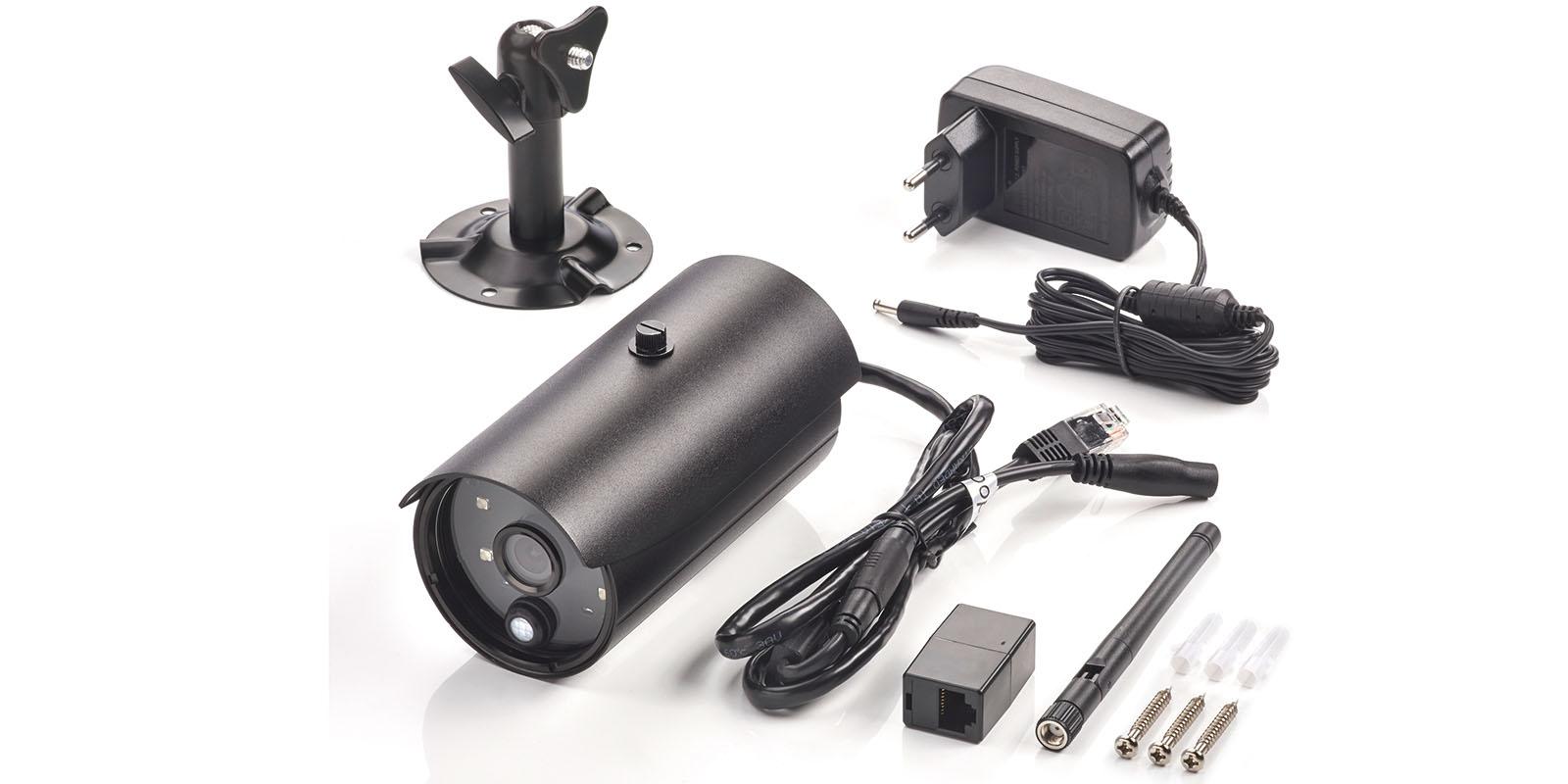 ip berwachungskamera wlan au enbereich kamera berwachung. Black Bedroom Furniture Sets. Home Design Ideas