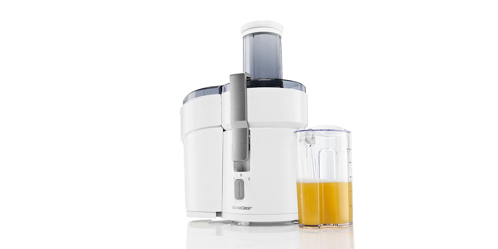 Slow Juicer Von Silvercrest : Entsafter Saftpresse Juicer SilverCrest weiss eBay