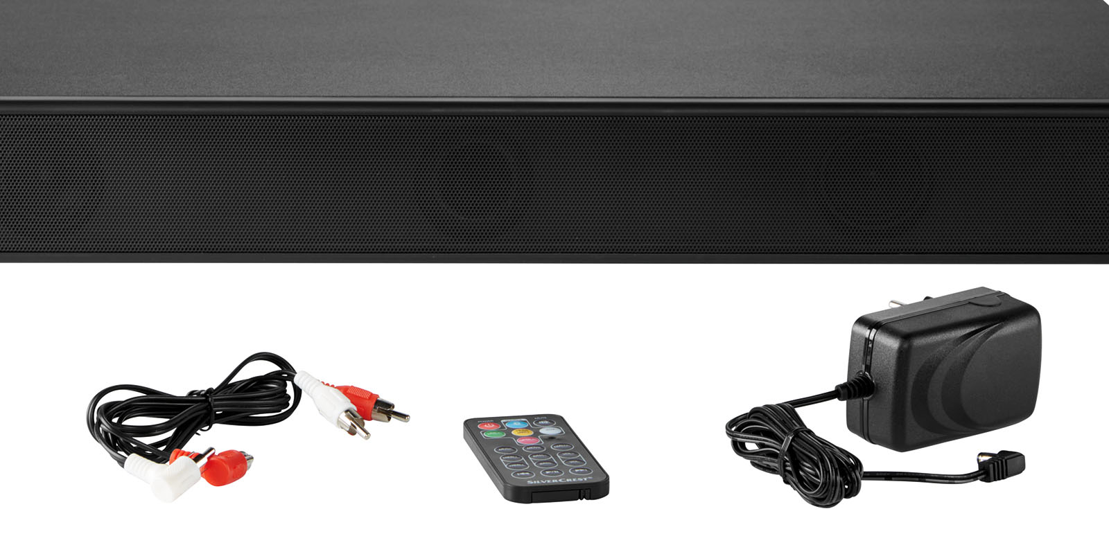 tv soundbase mit bluetooth lautsprecher silvercrest ebay. Black Bedroom Furniture Sets. Home Design Ideas