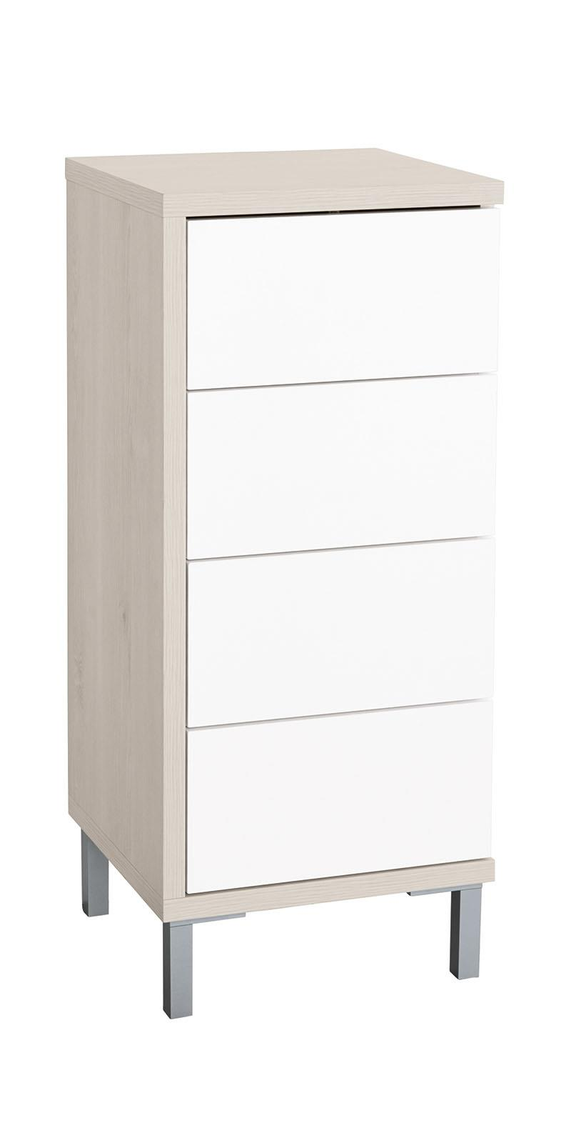 livarno living kommode bad kommode weiss l rche kommoden schrank cab35xh79xt33cm ebay. Black Bedroom Furniture Sets. Home Design Ideas
