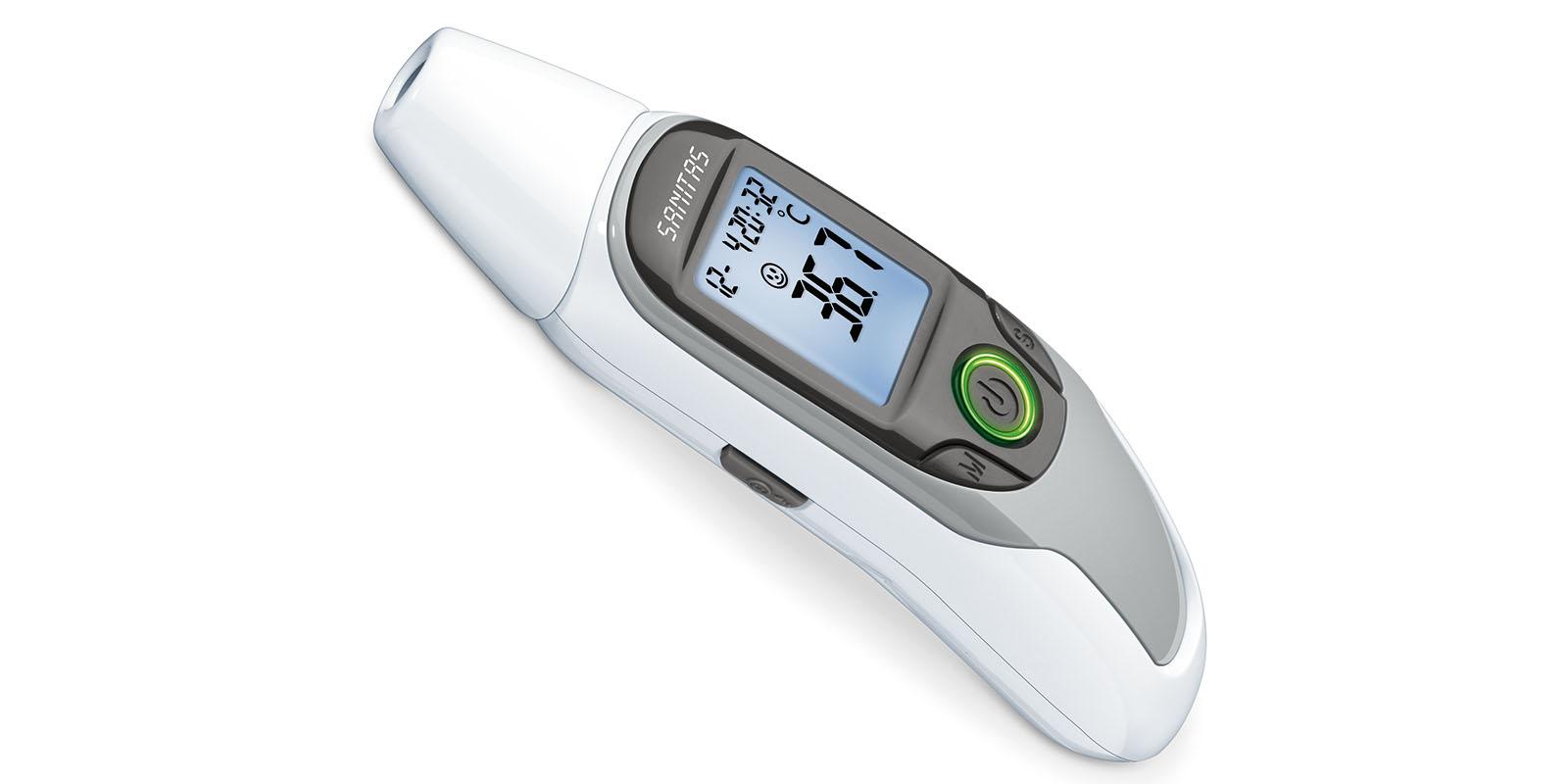 Sanitas Sft 75 Multifunktions Thermometer Stirnthermometer Ohr Stirn Baby Kind GroßEs Sortiment Beauty & Gesundheit Hilfsmittel