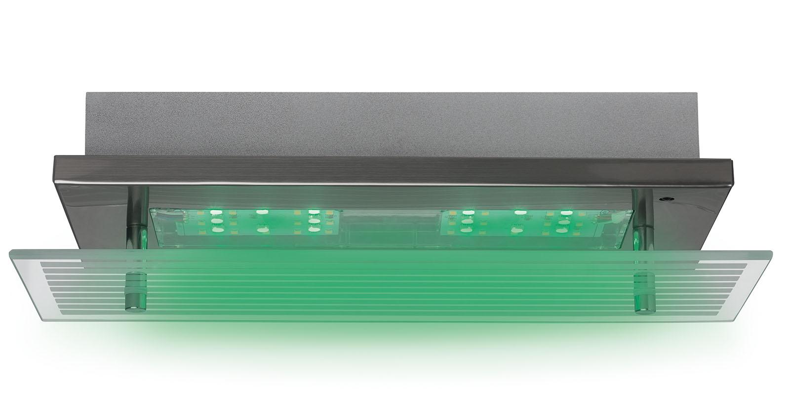 deckenleuchte led dimmbar mit farbsteuerung ean963 leuchte lampe deckenlampe ebay. Black Bedroom Furniture Sets. Home Design Ideas