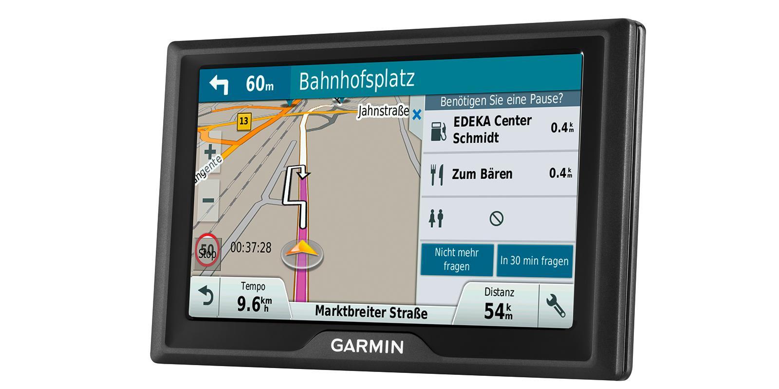 ORIGINAL Accu ® Chargeur voiture pour Navigon 40 Plus système de navigation de navigation