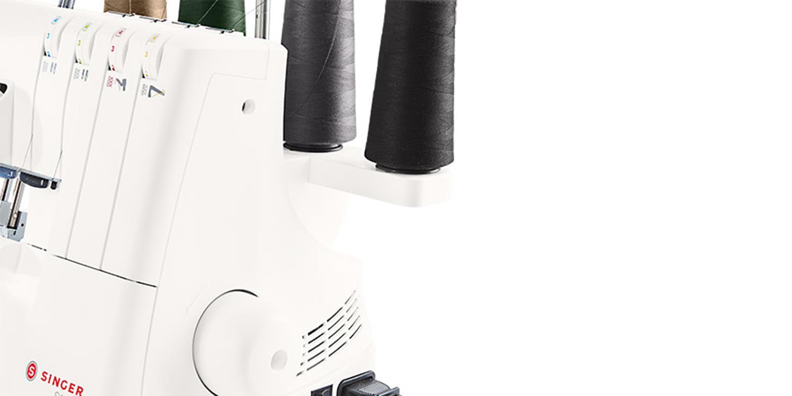 Singer Overlock Nähmachine S14-78 Haushaltsgerät Elektrisch *B-Ware