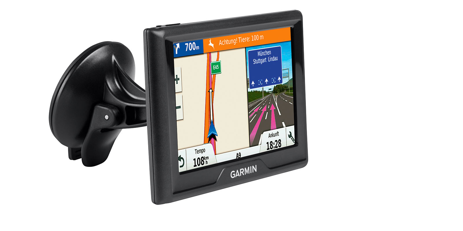 navigationsger t drive 40 lmt ce garmin pkw navi. Black Bedroom Furniture Sets. Home Design Ideas