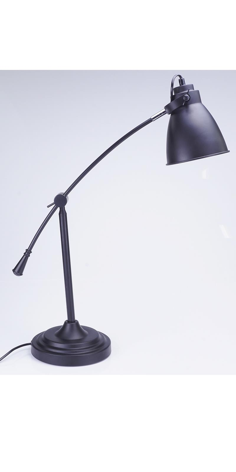 tischleuchte led metall schwarz livarno lux tischlampe. Black Bedroom Furniture Sets. Home Design Ideas